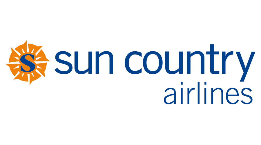 Image result for sun country logo
