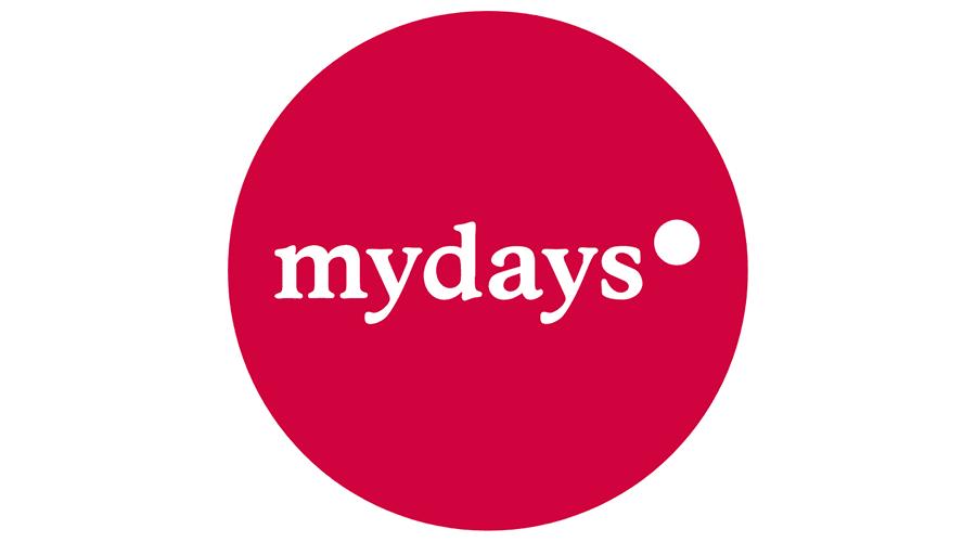 Mydays Gmbh Logo Vector Svg Png Seeklogovector Com